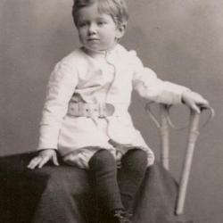 1.James Penfield Seiberling, circa 1901. Source: Stan Hywet Hall & Gardens.