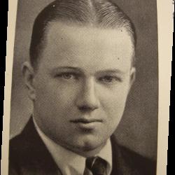 "3.""Shorty"" Seiberling at Princeton. Source: Nassau Herald, Class of 1921, Princeton University."